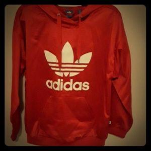 Satin Adidas Hoodie